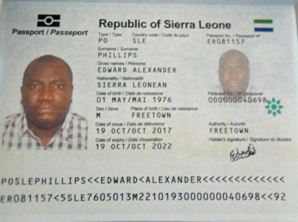 Scammer Alert: Don't Do Business With Mr  Philips Edward Alexander