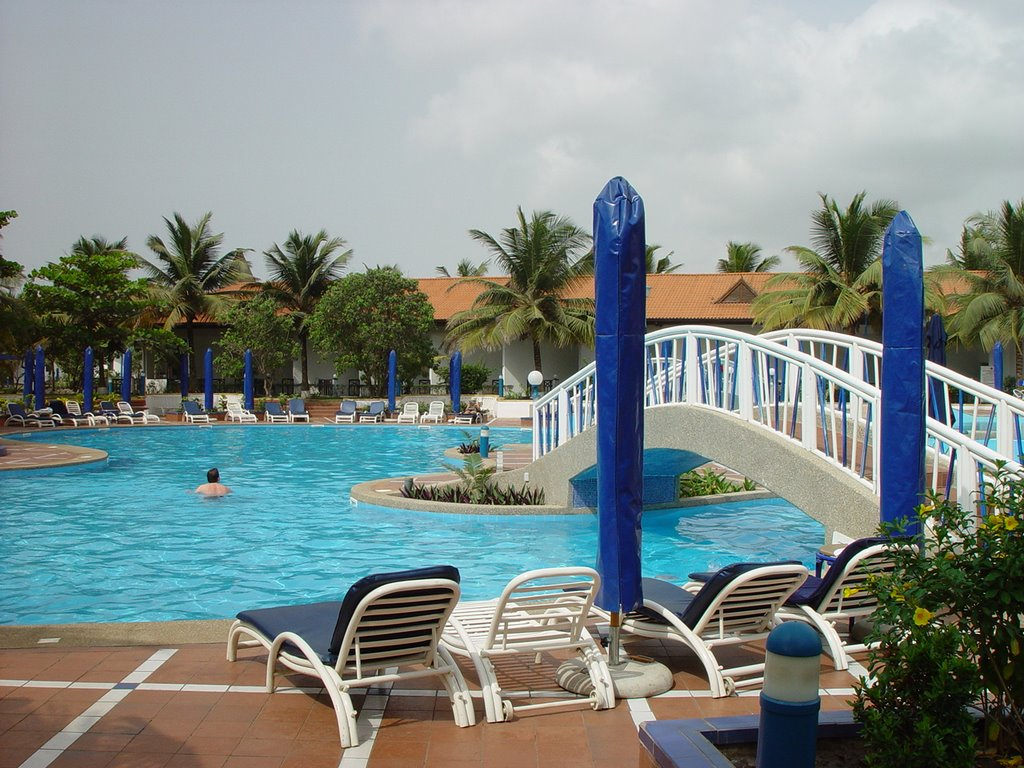 Top Five Beach Hotels In Ghana For Tourists
